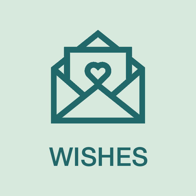 wishes-green